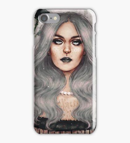 Coffin Girl iPhone Case/Skin