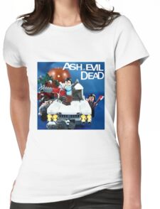 Lego Ash Versus The Evil Dead Womens Fitted T-Shirt