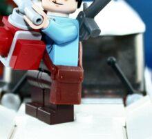 Lego Ash Versus The Evil Dead Sticker