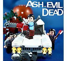 Ash Versus The Evil Dead Photographic Print