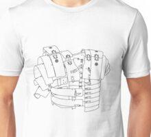 roman armour deconstructed Unisex T-Shirt