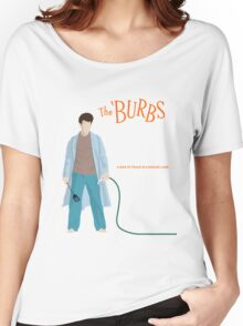 The Burbs Women's Relaxed Fit T-Shirt