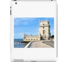 TORRE de BELEM- LISBON, PORTUGAL iPad Case/Skin