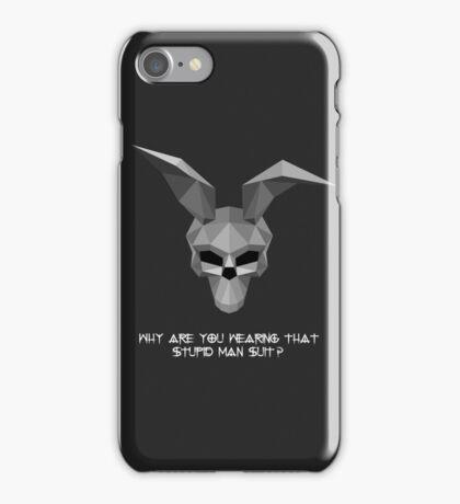 Donnie Darko Man Suit iPhone Case/Skin