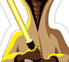 Yoda is an E.T Sticker