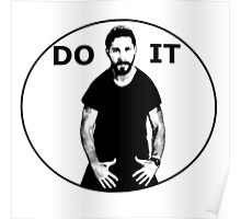 Shia DO It Poster