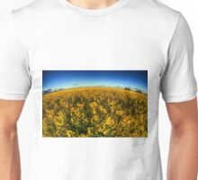 Rapeseed Field Unisex T-Shirt