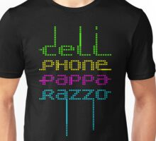 Cell Phone Paparazzo Unisex T-Shirt
