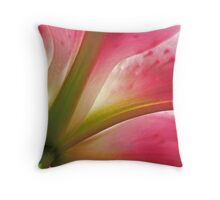 Underneath a Stargazer Throw Pillow