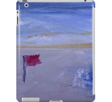 Red Flag Day  iPad Case/Skin