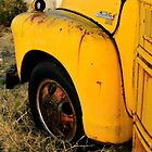 The Old Bus by gernerttl