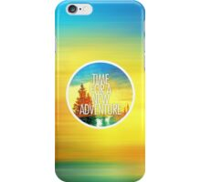 New Adventure 2.0 iPhone Case/Skin