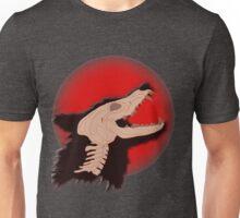 Blood Moon Werewolf Unisex T-Shirt