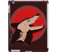 Blood Moon Werewolf iPad Case/Skin