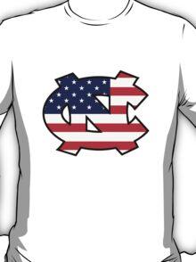 Go Heels, Go America T-Shirt