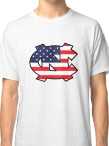 Go Heels, Go America Classic T-Shirt