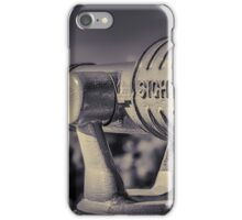 Roadside Telescope iPhone Case/Skin