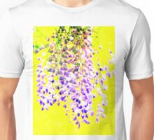 Fragrant Wisteria Unisex T-Shirt