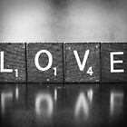 Love Is A Beautiful Word by ameliakayphotog