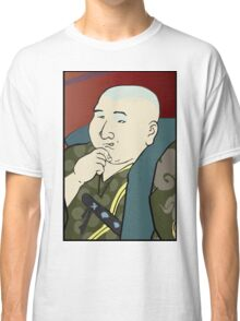 Curly, inebriated Shaolin monk  Classic T-Shirt