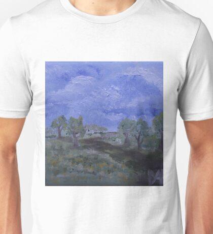 Strolling through the Trees  Unisex T-Shirt