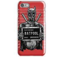 The Batpool iPhone Case/Skin
