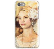 Blushing Rose iPhone Case/Skin