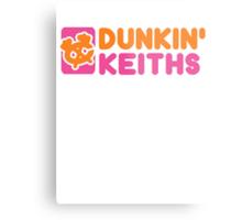 Chicago Blackhawks - Dunkin' Keiths Metal Print