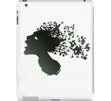 MUSICAL MIND iPad Case/Skin