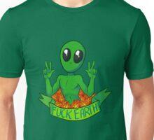 F*ck earth Unisex T-Shirt