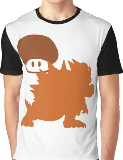 Bowser Melee - Simple Graphic T-Shirt