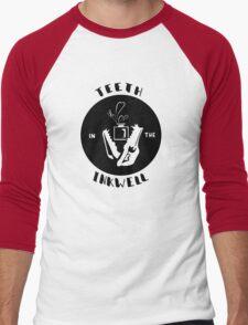 Teeth in the Inkwell Men's Baseball ¾ T-Shirt