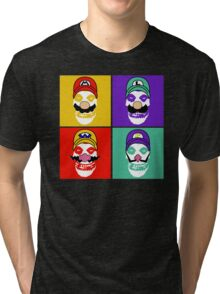 N. Misfit 4 (c) Tri-blend T-Shirt