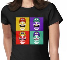N. Misfit 4 (c) Womens Fitted T-Shirt