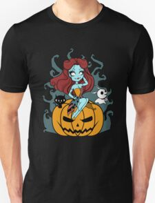Pinup Doll Sally Unisex T-Shirt