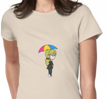 RAIN - Chibi Emily 2 Womens Fitted T-Shirt