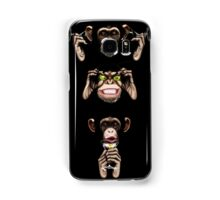 Martini Monkeys Samsung Galaxy Case/Skin