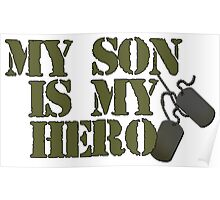 My Son is My Hero Poster