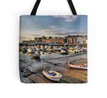 Paignton Harbour Tote Bag