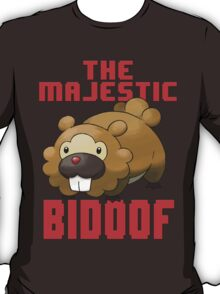 The Majestic Bidoof T-Shirt