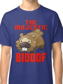 The Majestic Bidoof Classic T-Shirt