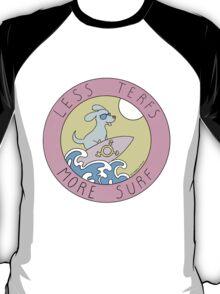 LESS TERFS MORE SURF T-Shirt