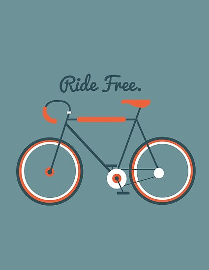 Ride Free by printcollection