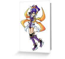 Serena (Arc V x Symphogear) Greeting Card