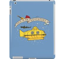 This Is An Adventure iPad Case/Skin