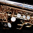 Palm Keys and Four Stack - Soprano Sax with Flute by EasterDaffodil