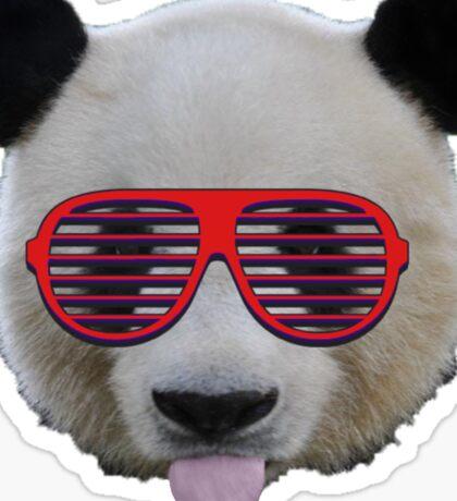 Cool Panda Sticker