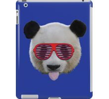 Cool Panda iPad Case/Skin