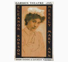 Merely Mary Ann Garden Theatre - Strobridge - 1903 Baby Tee
