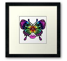 Butterfly Queen Framed Print